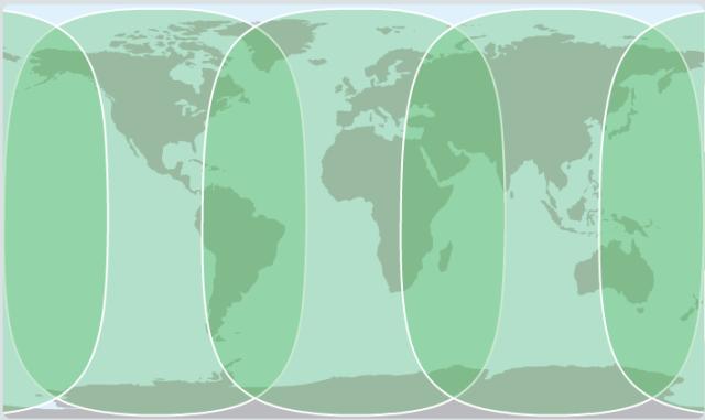 iridium-coverage-area